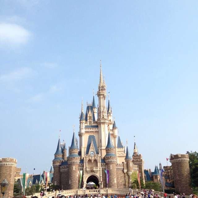 シンデレラ城 東京ディズニーランドの美しい写真 Weawow