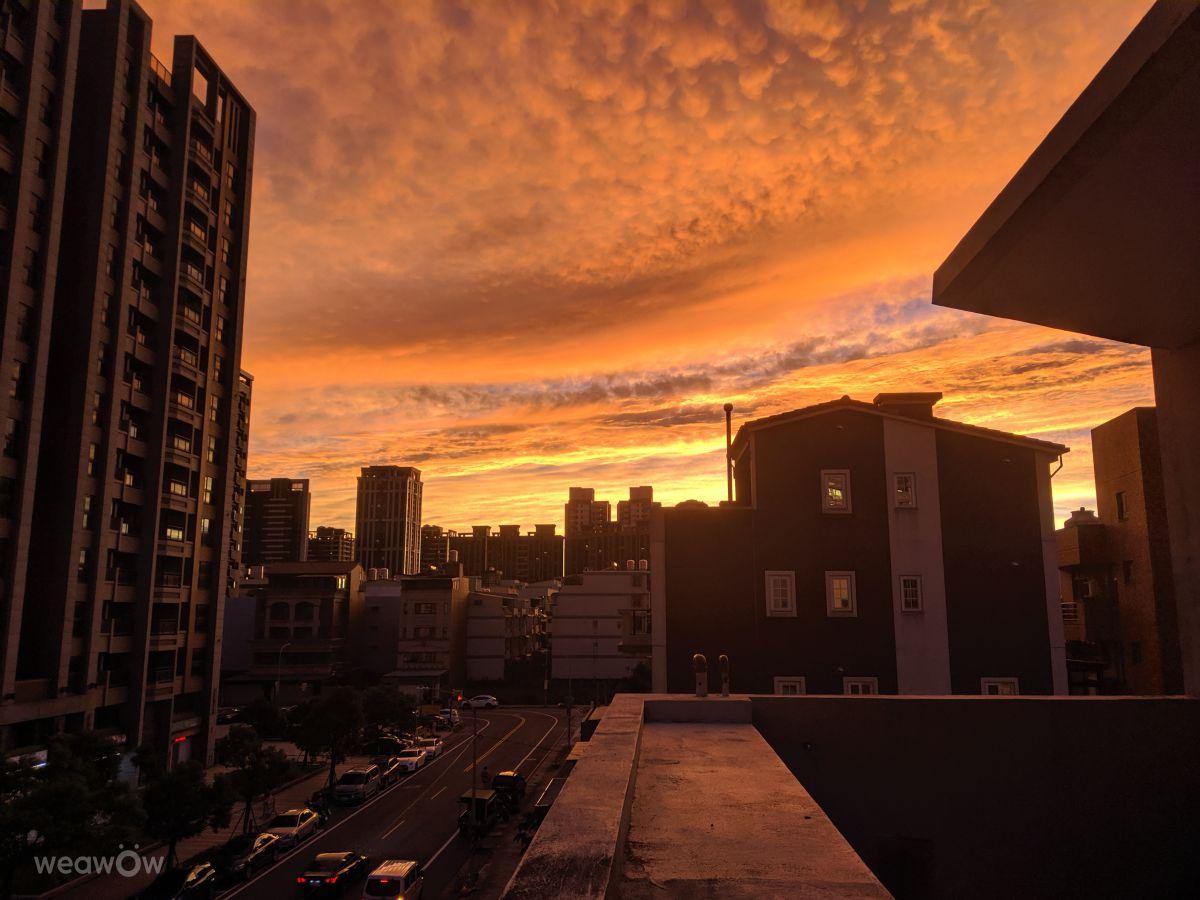 写真家 MengRu、八徳区の天気写真 - Weawow
