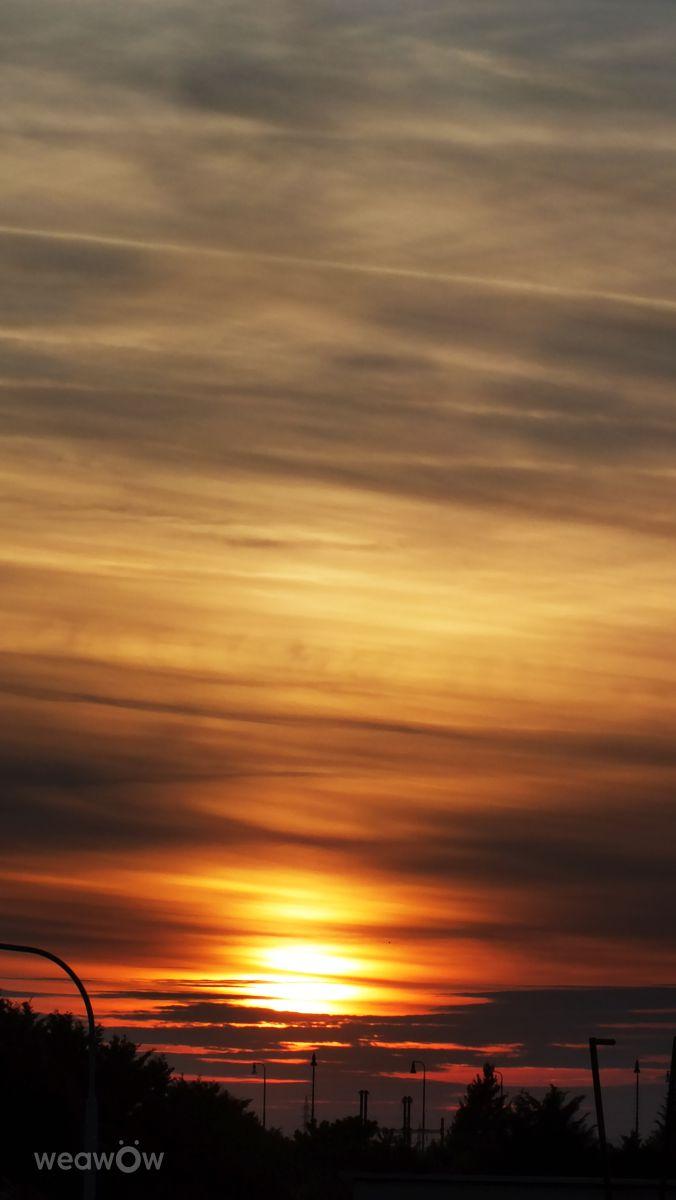 Pronósticos del tiempo con hermosas fotos de Milos3513