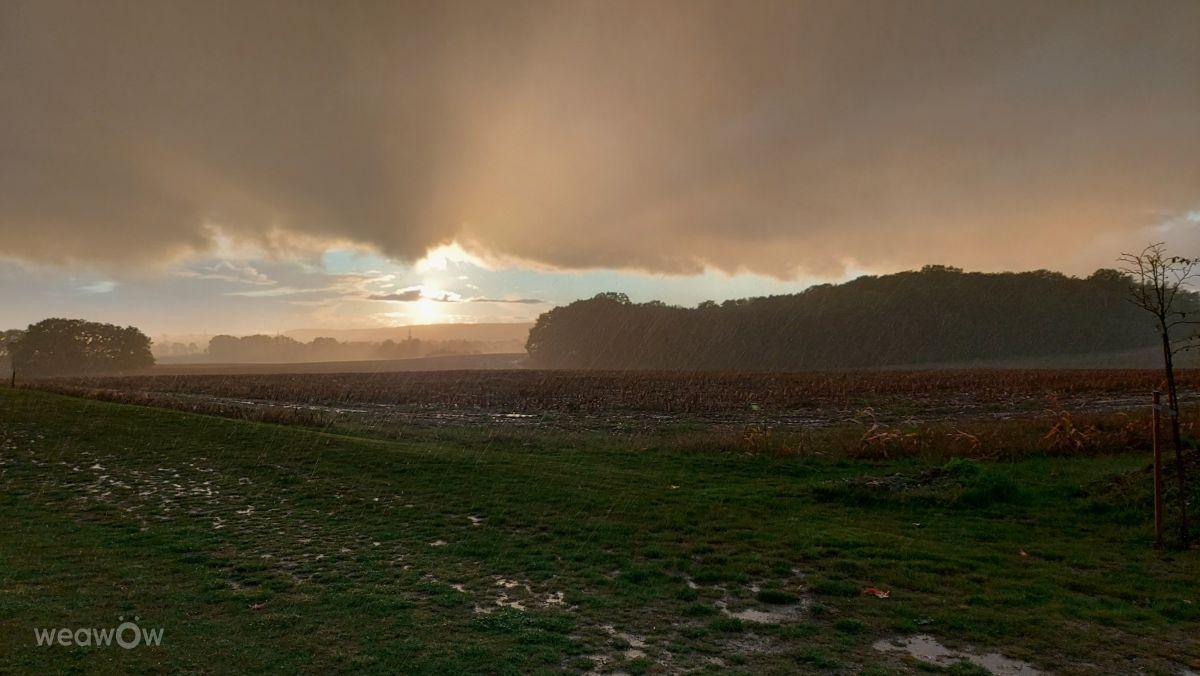 Fotógrafo Pawel6610, Fotos sobre el clima en Żelewo - Weawow