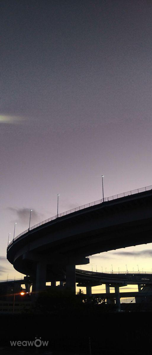 Photographer kumizo, Weather Photos in Rainbow Bridge - Weawow