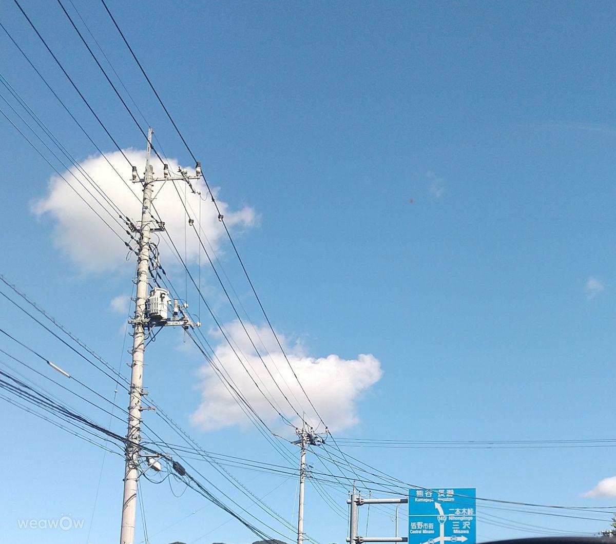 写真家 siesta、皆野町の天気写真 - Weawow