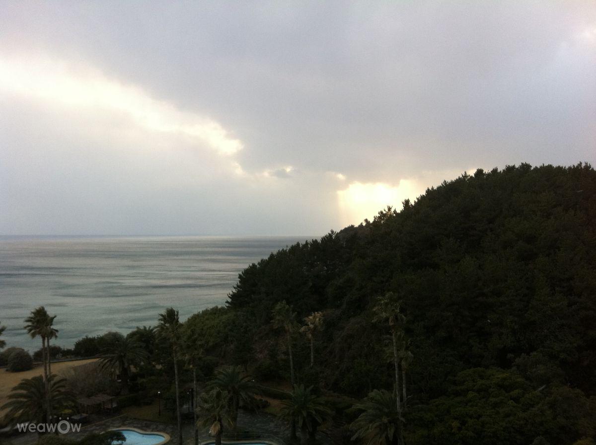 Fotógrafo mungroma, Fotos sobre el clima en Jeju - Weawow