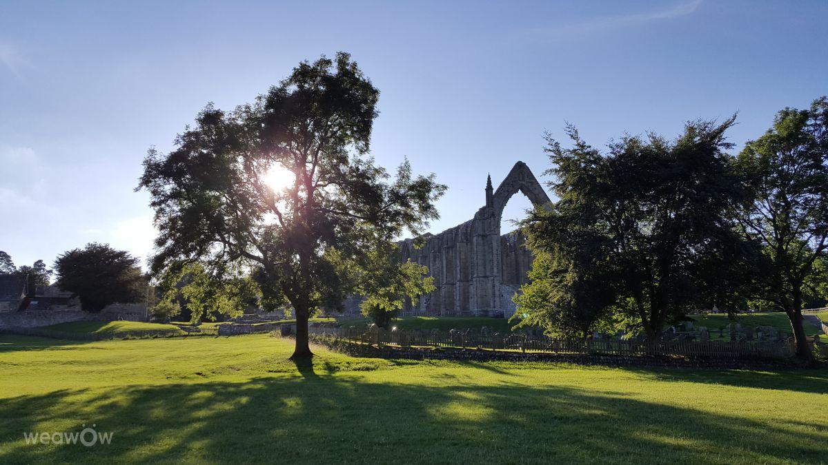 Photographe Jansky, Photos météo à Bolton Abbey - Weawow