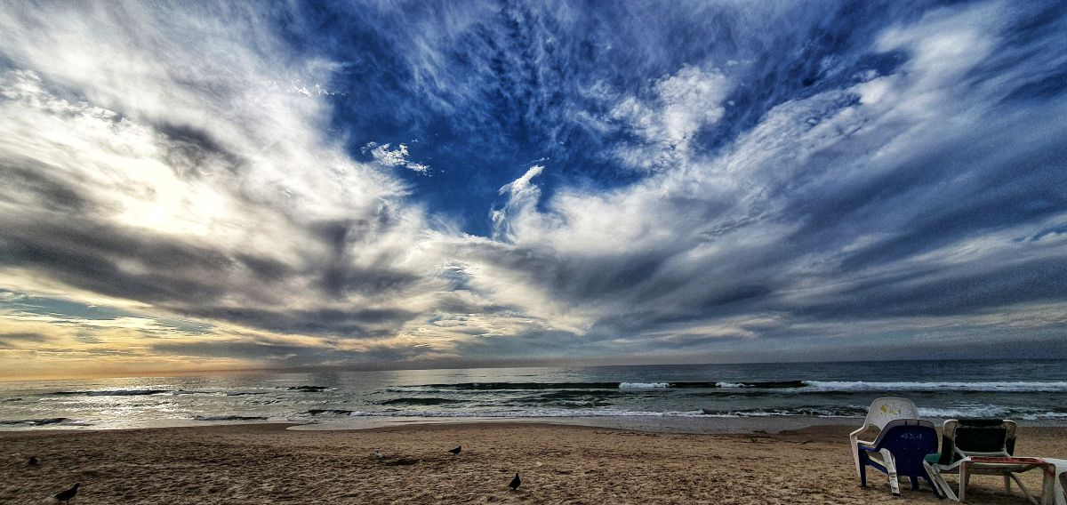 Rishon LeZiyyon的天气照片. 天气预报,带נסים精美的照片