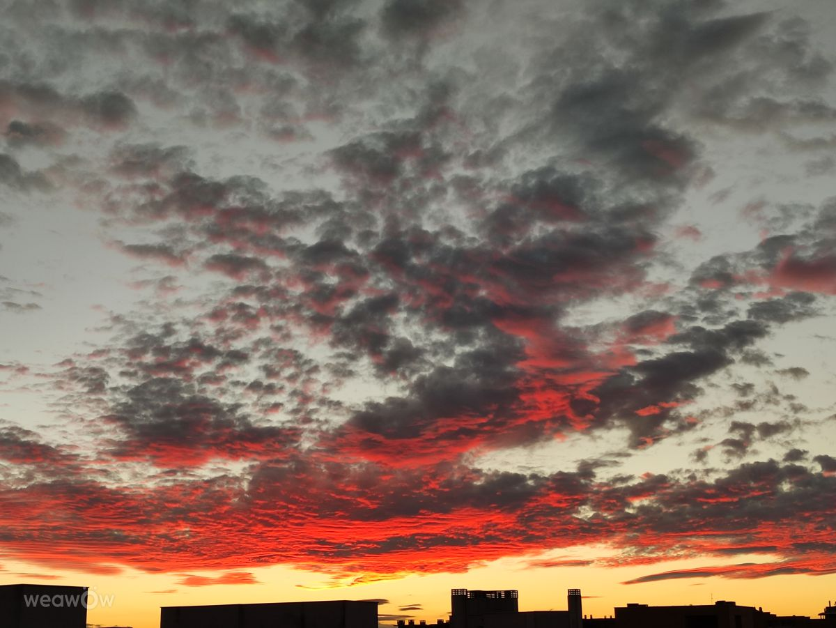 Pronósticos del tiempo con hermosas fotos de laftello
