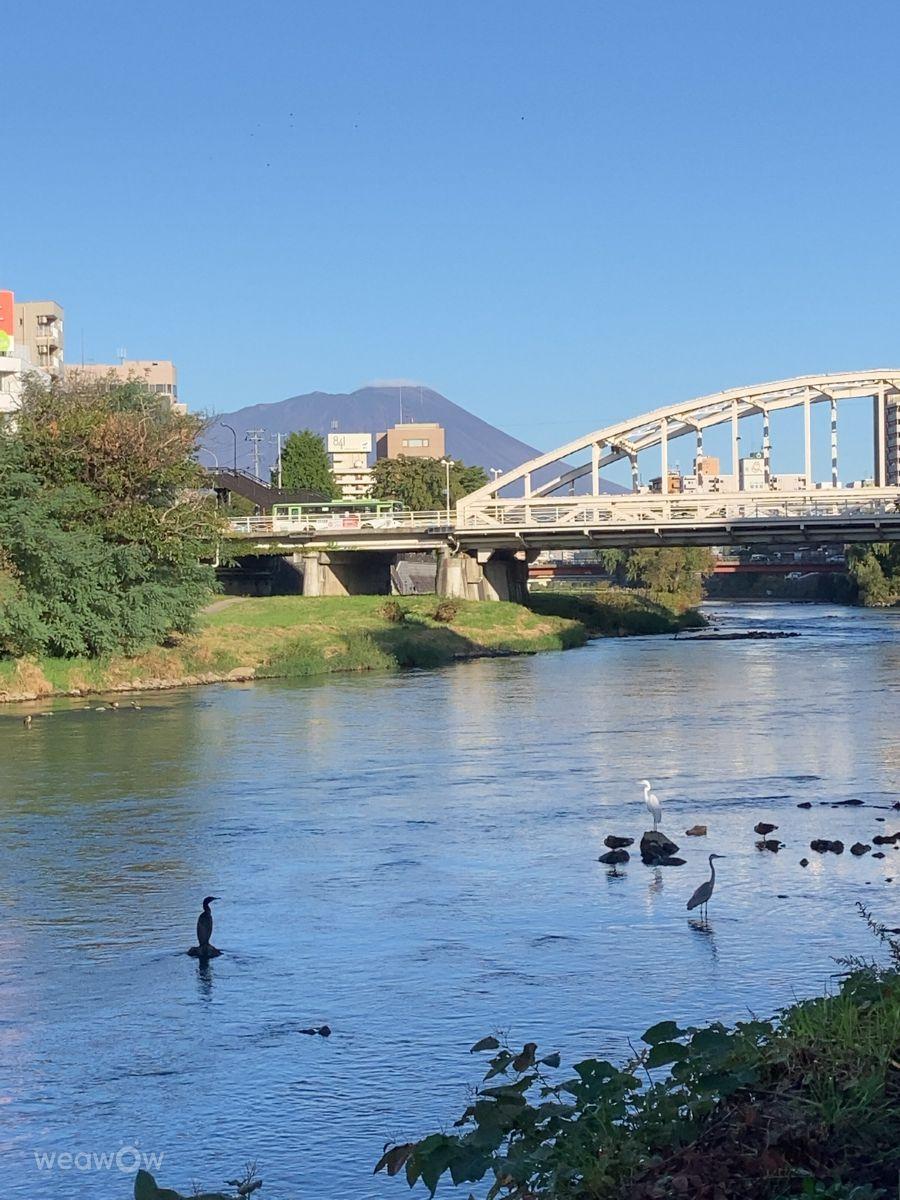 写真家 _nanan75_、盛岡市の天気写真 - Weawow
