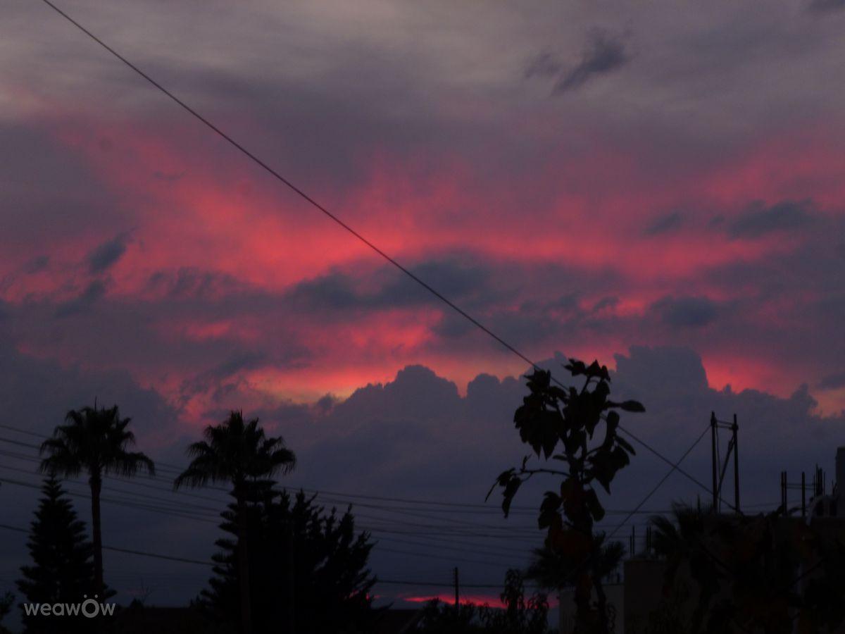 尼科西亚的天气照片. 天气预报,带Yiota Sv精美的照片