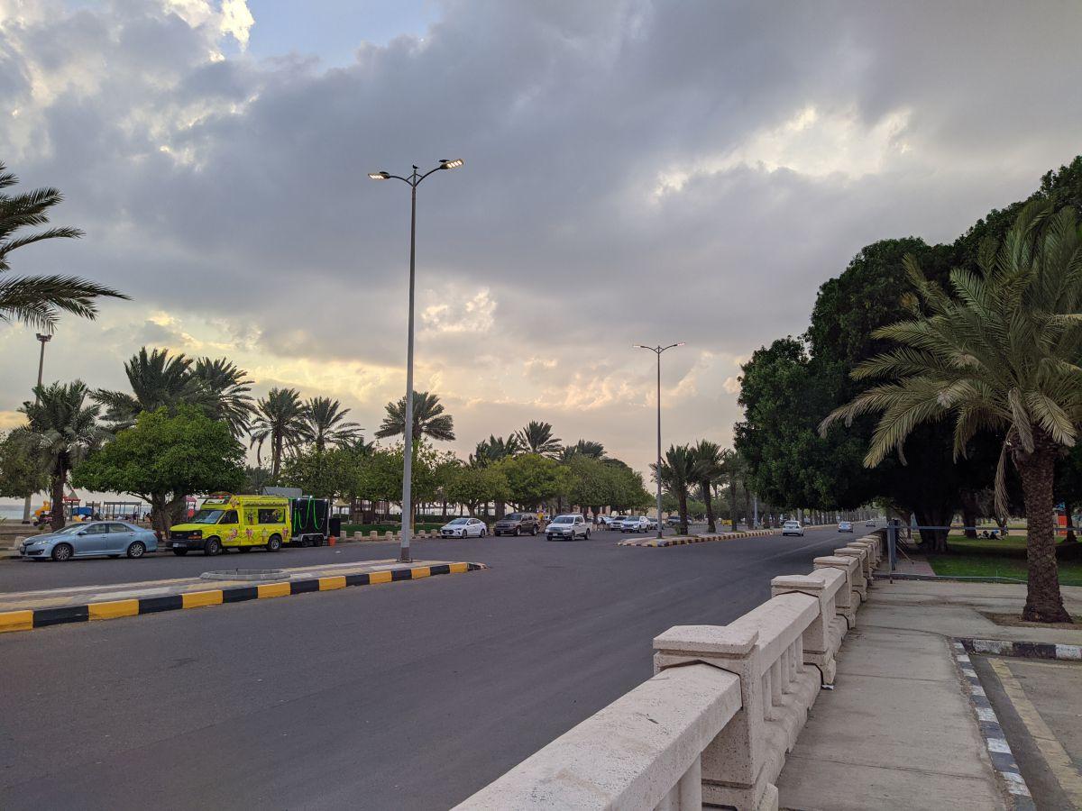 Yanbu的天气照片. 天气预报,带Ali Usman精美的照片