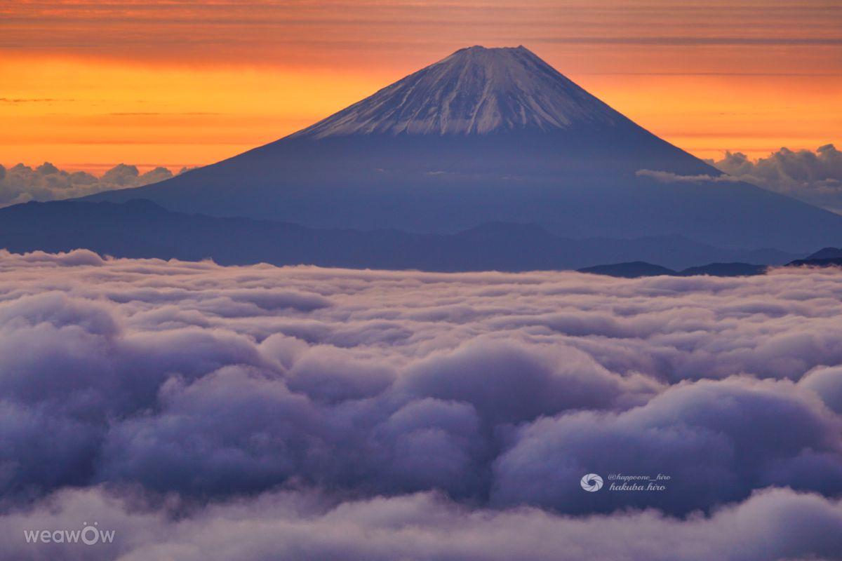 Fotos sobre el clima en Mercado. Pronósticos del tiempo con hermosas fotos de ひろα7RⅡ