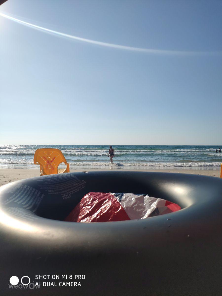 Fotógrafo Haimonnmon, Fotos sobre el clima en חוף הגולשים - Weawow