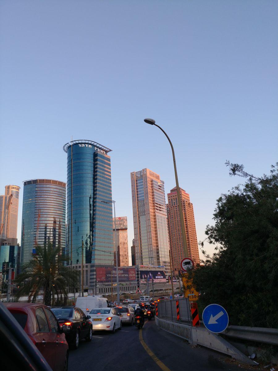 Tel Aviv District的天气照片. 天气预报,带Yana Shamaev精美的照片