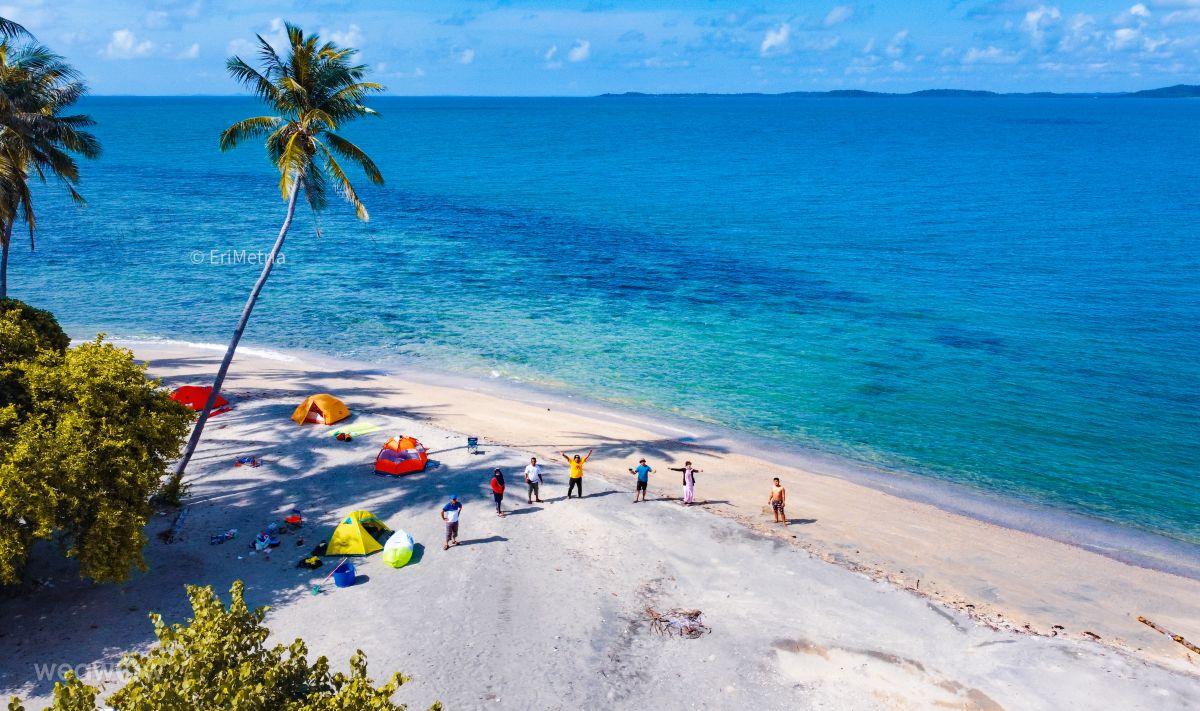 写真家 Eri Metria、Pulau Karas-kecilの天気写真 - Weawow