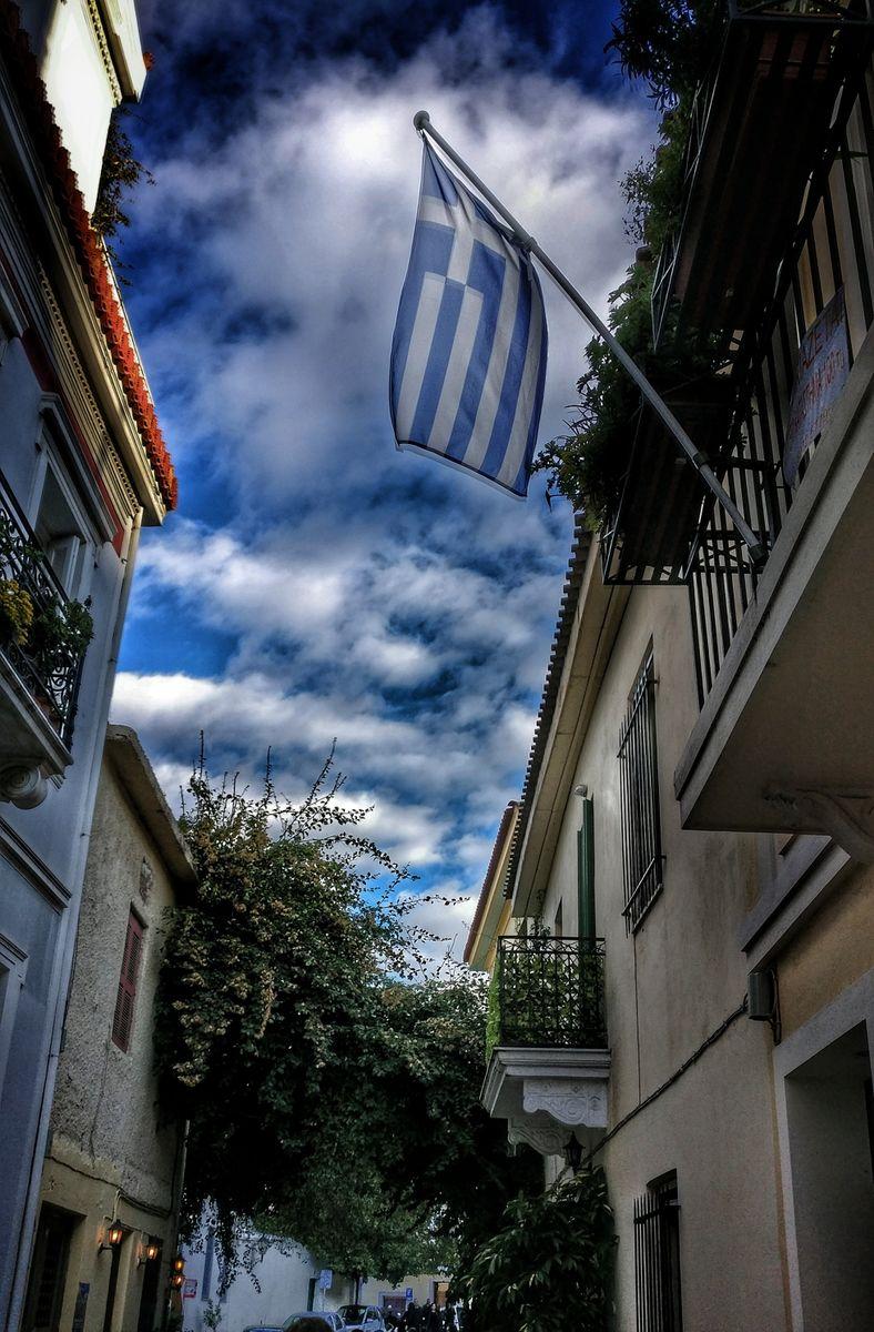 雅典的天气照片. 天气预报,带Traveller精美的照片