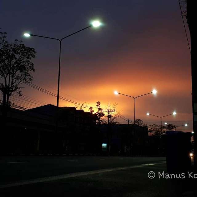 Sunset@Trang