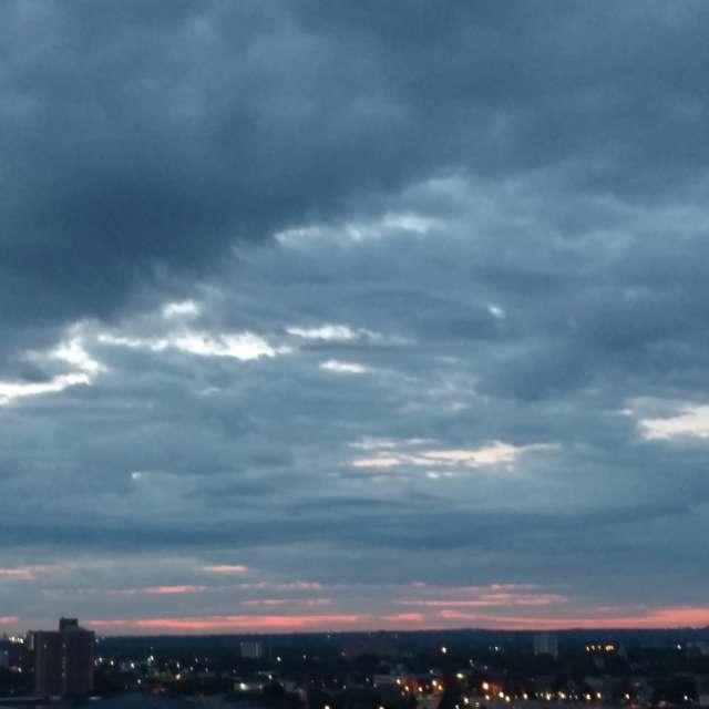 Early Morn My Sky