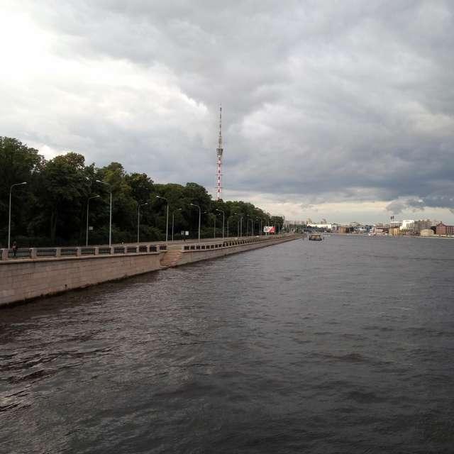 Перед дождём