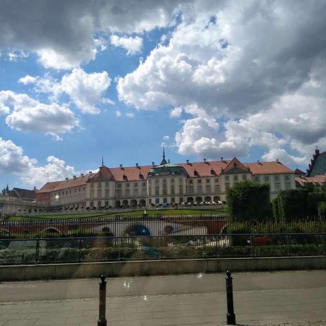 Zamek w chmurach