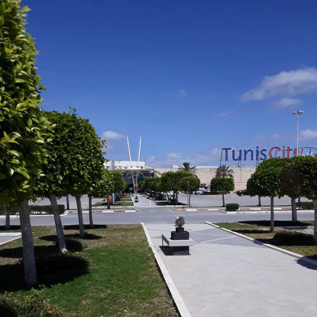 Gallerie commercial  Tunis