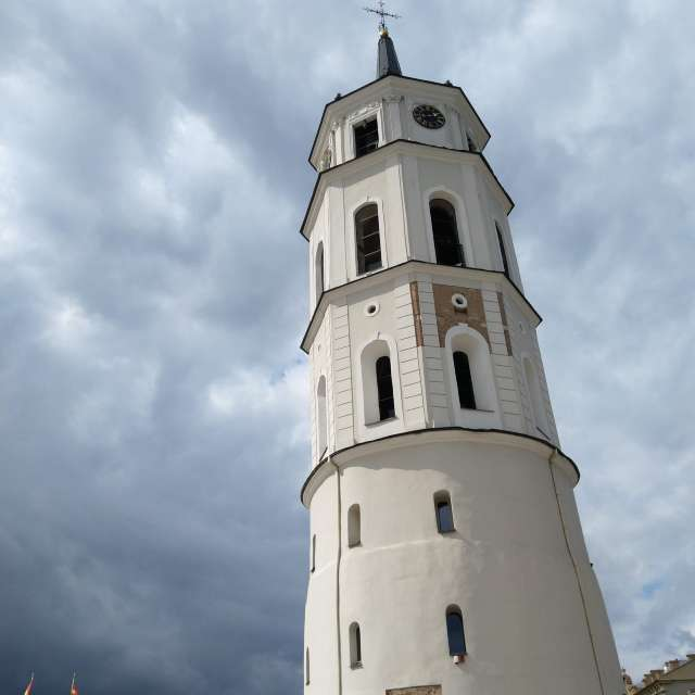 Cathedral's Bell Tower