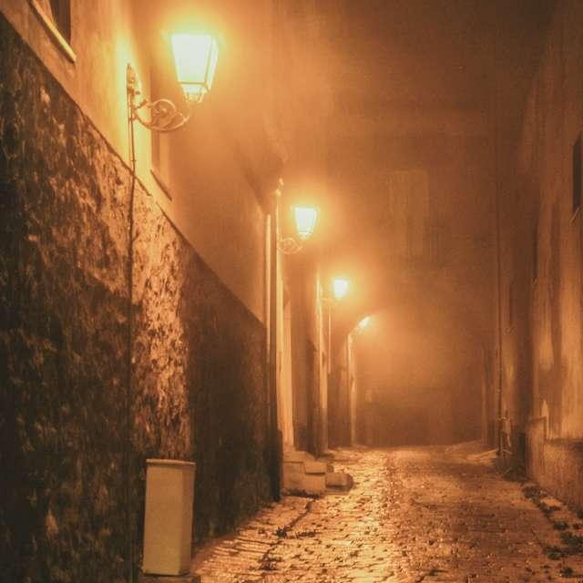 In una notte di nebbia