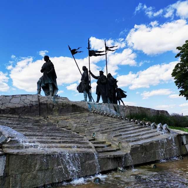 "The ""Nibelungen"" Fountain"