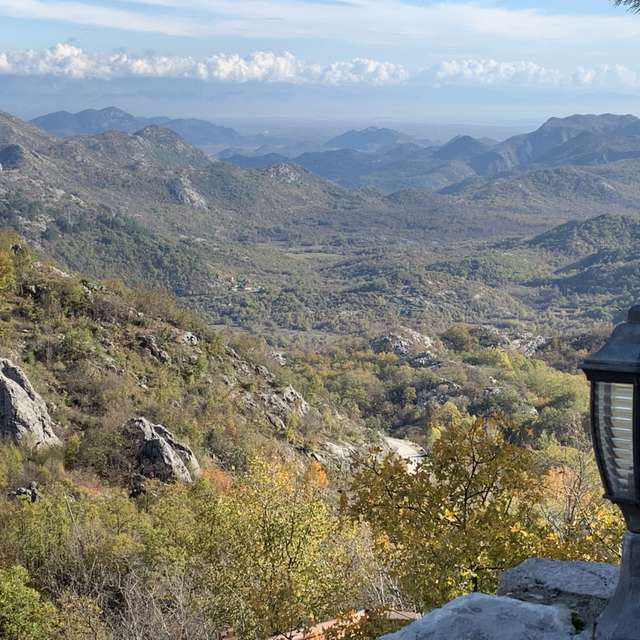 モンテネグロの風景