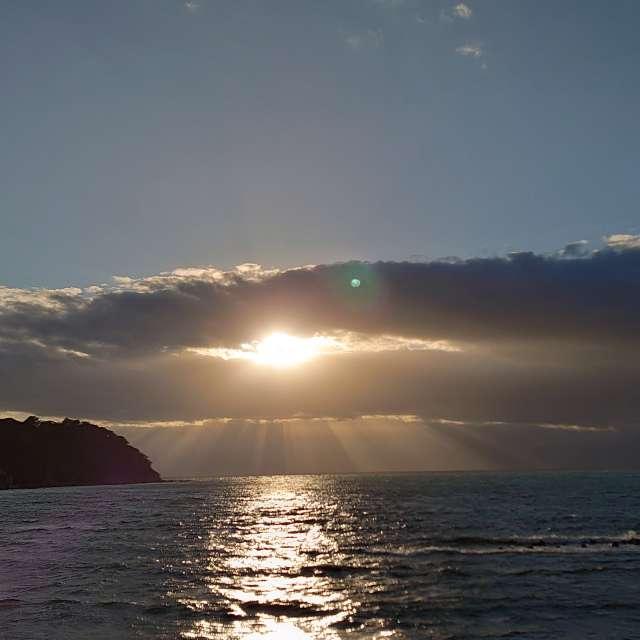 初めての江ノ島