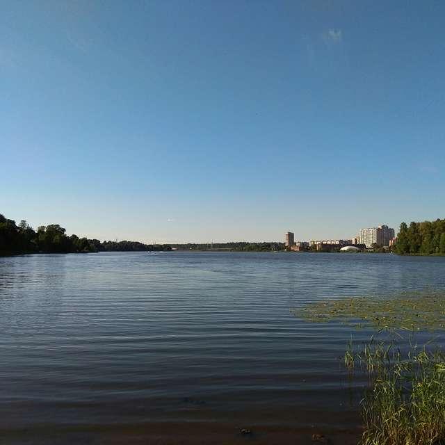 Нижнее Суздальское озеро