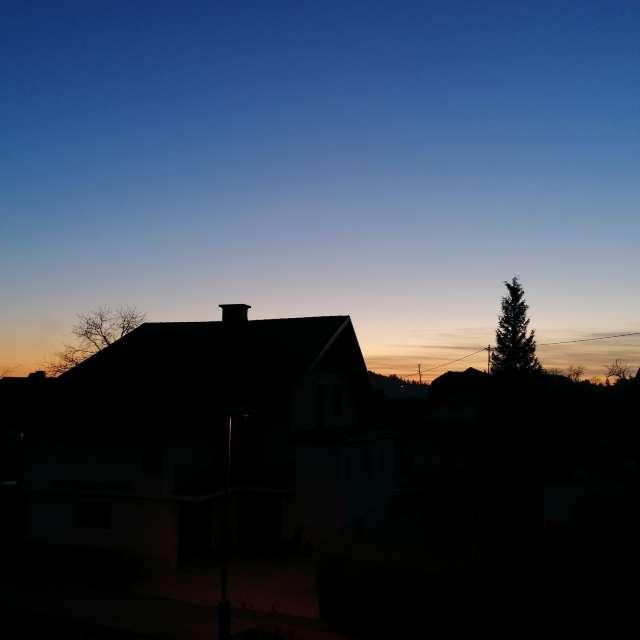 Winter Sunset 🌞🙏❤️🔝🤭
