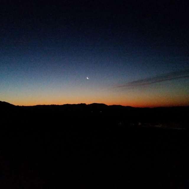 Beautiful Arizona morning