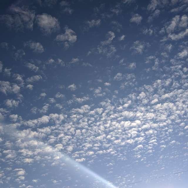 Облачные перья
