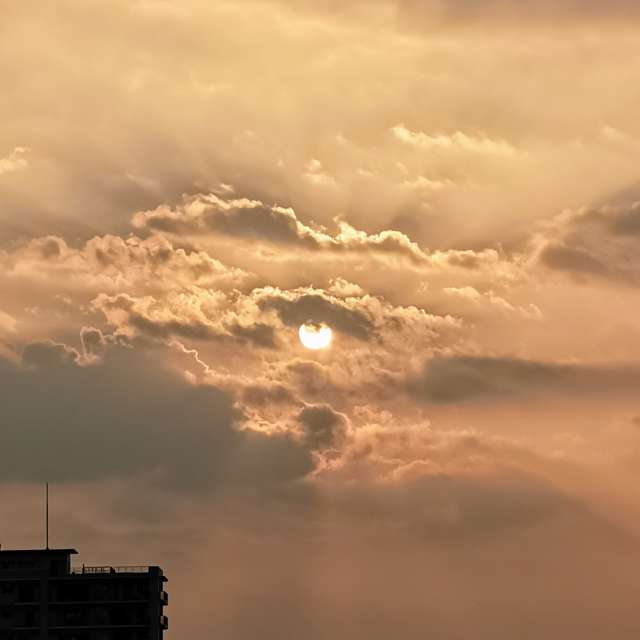 Weather forecasts with beautiful photos by YuMiH