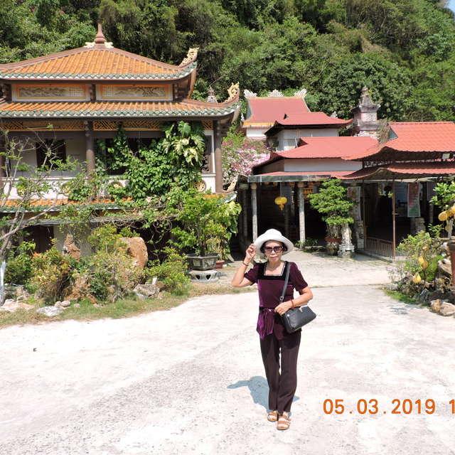 Chùa Kim Sơn, Ngũ Hành Sơn