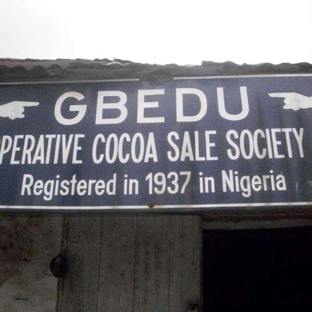 Nigeria 1st Co-operative House