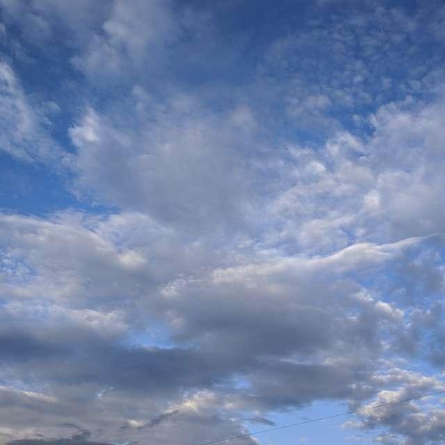 Sky in Russia