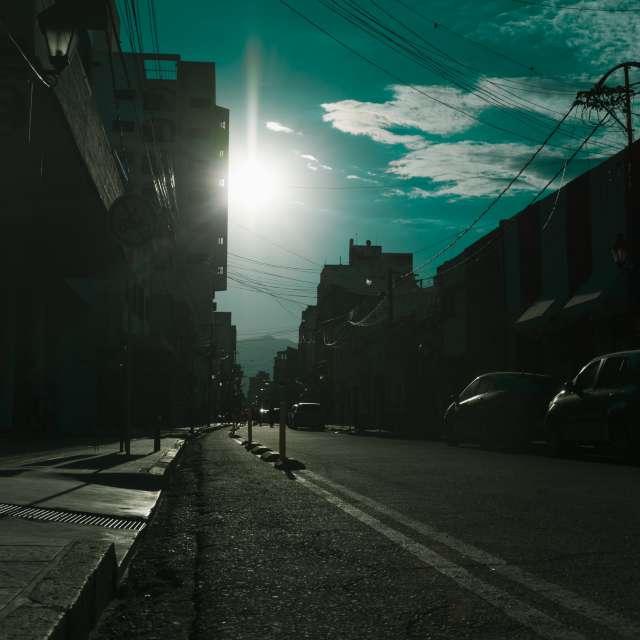 Photos Le coucher du soleil. Prévisions météo avec de superbes photos de grt90 de Monde