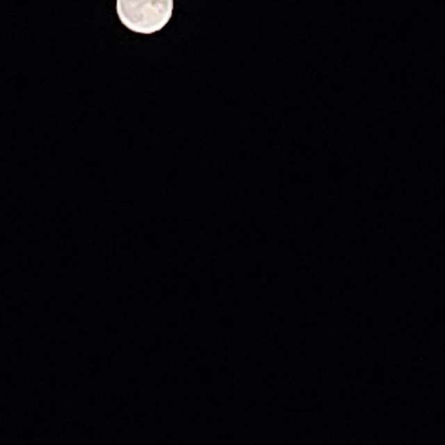 Patrón Santiago. Luna llena.