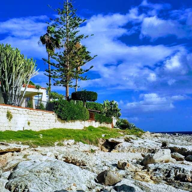 Wybrzeże na Sycylii