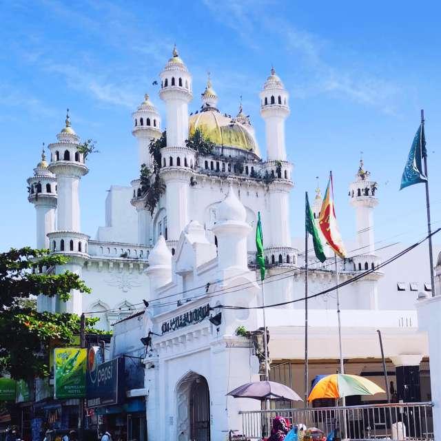 Dawatagaha Jumma Masjid Mosque