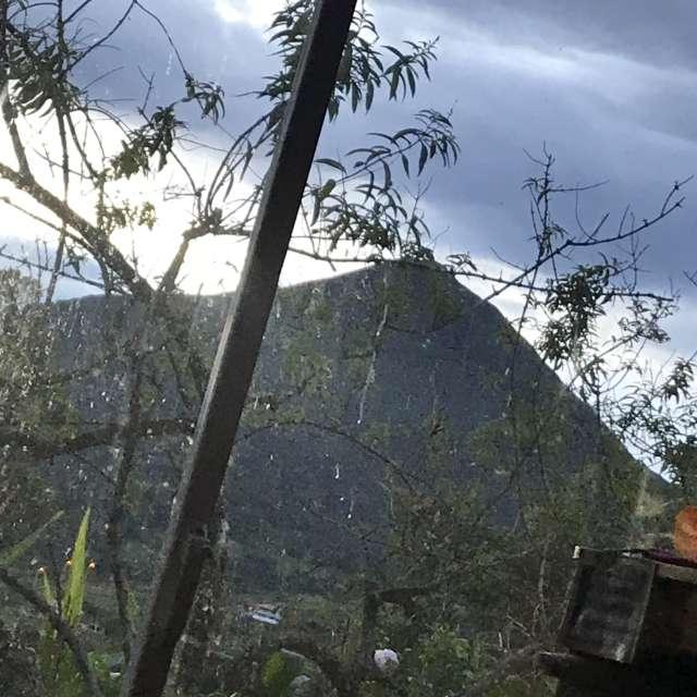 La mañana del cerro pisaca
