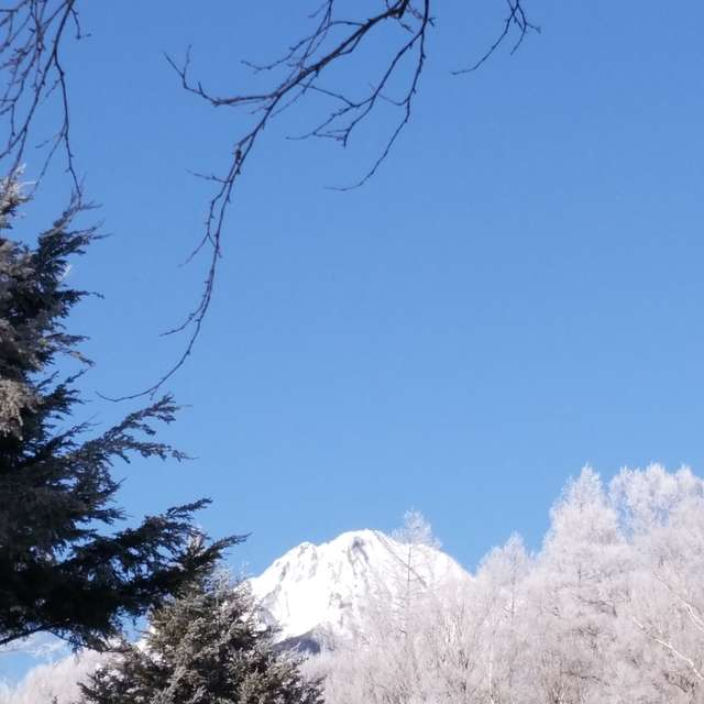 八ヶ岳ブルー