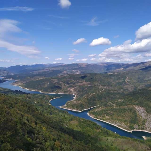 Zavojsko jezero, Srbija