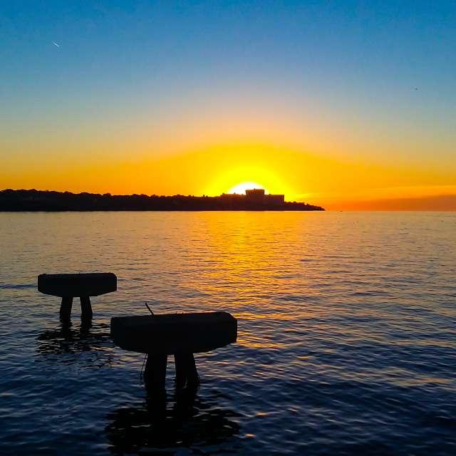 Lake Eerie Sunset