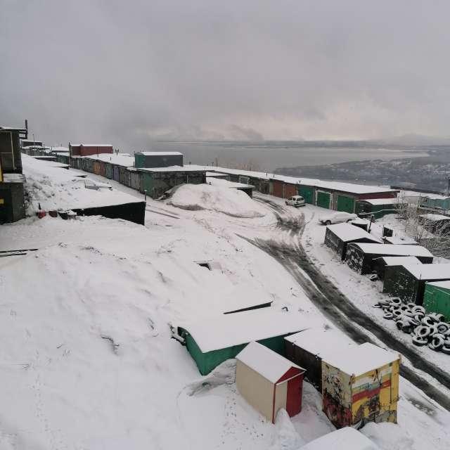 На Камчатку вернулась зима