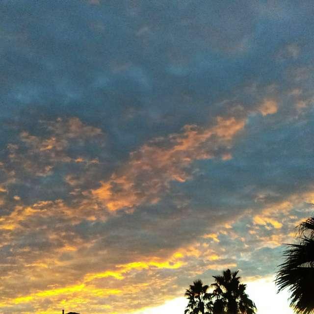 Arizona Red Sunset