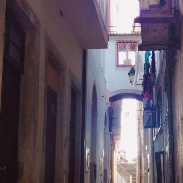 Coimbra historic city
