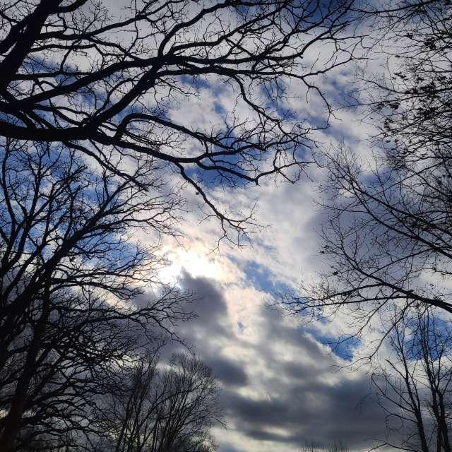 Iowa weather sky