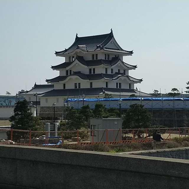 尼崎城なりー