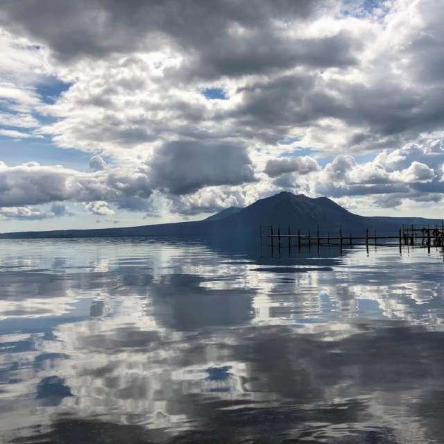 支笏 湖 の 天気